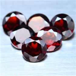 LOT OF 16.71 CTS OF RED AFRICAN GARNETS