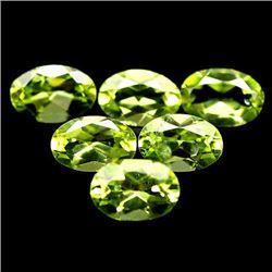LOT OF 6.02 CTS OF GREEN PAKISTAN PERIDOT