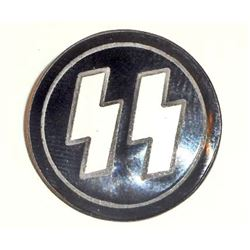 GERMAN NAZI WAFFEN SS PARTY MEMBER BADGE