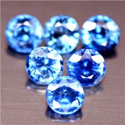 LOT OF 8.24 CTS OF BLUE NEPAL KYANITES