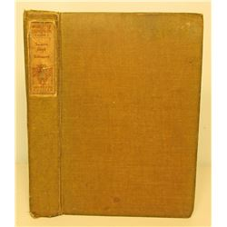 "1908 ""TREASURE ISLAND AND KIDNAPPED"" HARDCOVER BOOK"