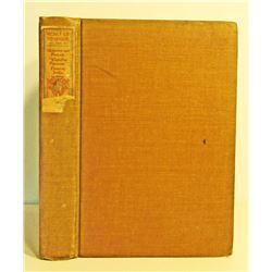 """1908 """"MEMORIES AND PORTRAITS VIRGINIBUS PUERISQUE"""" HARDCOVER BOOK"""