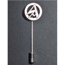 NAZI GERMAN SA STURM ABTEILUNG BROWN SHIRTS STICK PIN