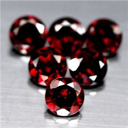 LOT OF 17.03 CTS OF RED MOZAMBIQUE GARNETS