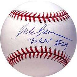 187048054 Corbin Bernsen Signed Official Major League Baseball