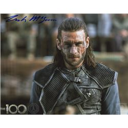 The 100 Roan Photo Signed by Zach McGowan