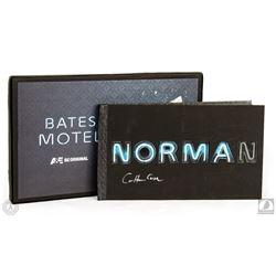 Bates Motel Season Two Press Kit Signed by Carlton Cuse