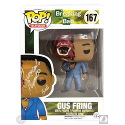 Breaking Bad Gus Fring Funko Pop! Figure Signed by Giancarlo Esposito