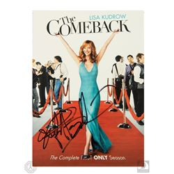 The Comeback: The Complete First ONLY Season 2-Disc DVD Set Signed by Robert Bagnell