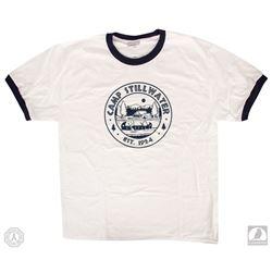 """Dead of Summer """"Camp Stillwater"""" White Staff T-Shirt"""