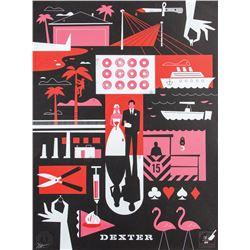 Dexter Season Three Limited Edition Ty Mattson Art Print