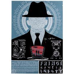 Fringe Observer Poster Signed by John Noble