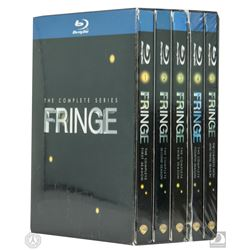 Fringe Observer San Diego Comic Con 2012 Fedora and Fringe: The Complete Series Blu-ray Set