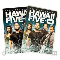 Hawaii Five-O: The First Season 6-Disc DVD Set Signed by Daniel Dae Kim