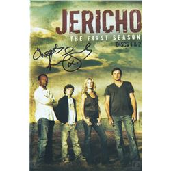 Jericho The First Season 6-Disc DVD Box Set Signed by Lennie James
