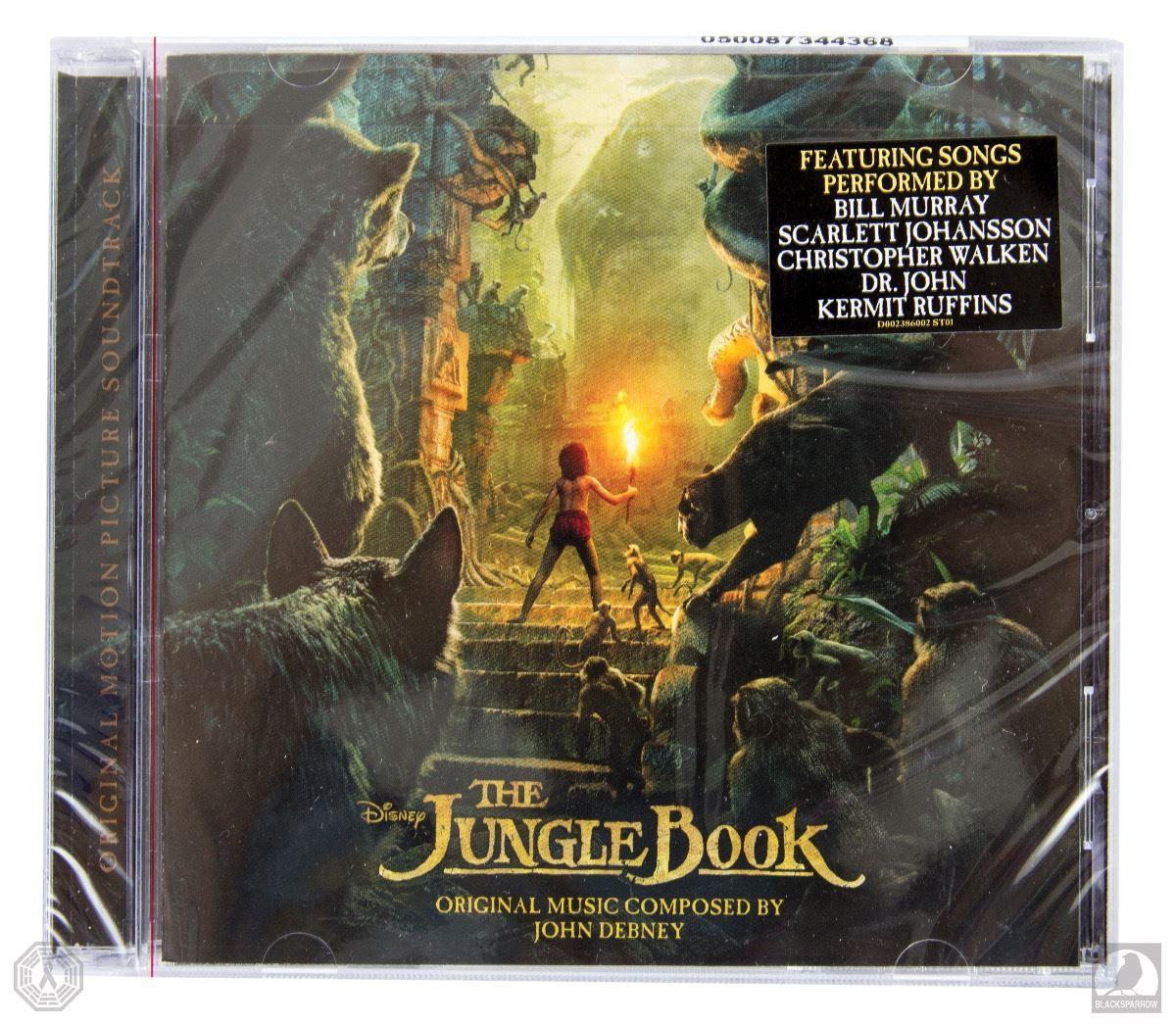 Jungle Book 2016 Music