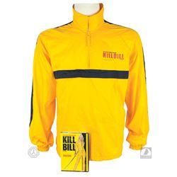 Kill Bill: Volume 1 DVD and Promotional Rain Parka