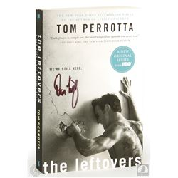 The Leftovers Book Signed by Damon Lindelof