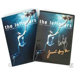 The Leftovers: The Complete Second Season DVD Signed by Damon Lindelof & Jasmin Savoy Brown