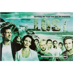 LOST Season One Promotional Poster