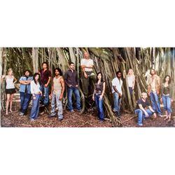 LOST Foam Core Season Two Cast in Jungle Photo