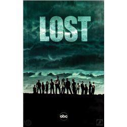 LOST Season One ABC Studios Network Poster