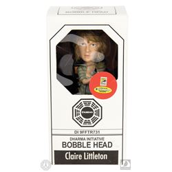 LOST Bobblehead Set: Signed Dr. Arzt, Claire Littleton (SDCC Exclusive), Dr. Edgar Halliwax