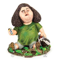 LOST Hurley Sculpture by Troy McDevitt Signed by Jorge Garcia