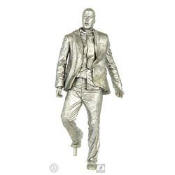 LOST Todd McFarlane Silver Variant Jack Shephard Figure