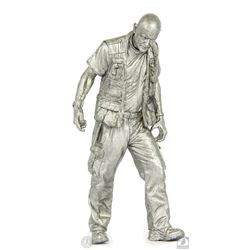 LOST Todd McFarlane Silver Variant John Locke Figure