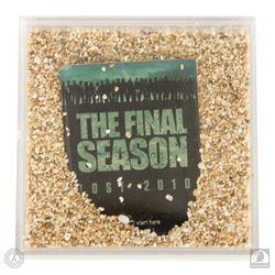 LOST The Final Season Pin & Oahu Beach Sand