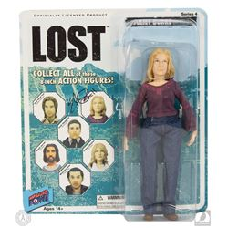 LOST Juliet Action Figure Signed by Elizabeth Mitchell
