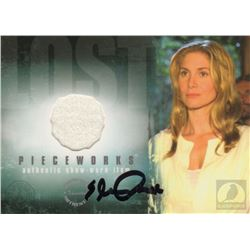 LOST Juliet Collectible Costume Card Signed by Elizabeth Mitchell
