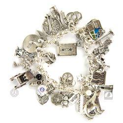 LOST Custom Charm Bracelet