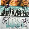 Image 2 : LOST The Complete First Season 7-Disc DVD Set Signed by 3 Cast Members & Cuse and Lindelof