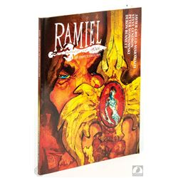 """""""Ramiel: Wrath of God, The Complete Collection"""" Graphic Novel Signed by Javier Grillo-Marxuach"""