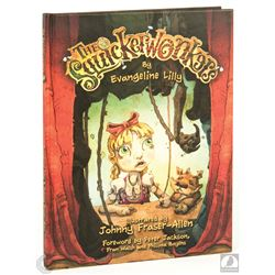 """""""The Squickerwonkers"""" Hardcover Book Signed by Evangeline Lilly"""