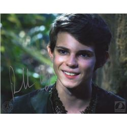 Once Upon a Time Peter Pan Photo Signed by Robbie Kay