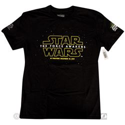 Star Wars: The Force Awakens Limited Edition Star Wars Celebration 2015 T-Shirt