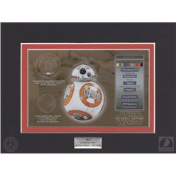 Star Wars: The Force Awakens Limited Edition BB-8 Character Key Art