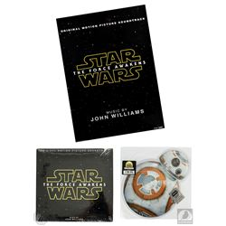 Star Wars: The Force Awakens John Williams Soundtrack Package