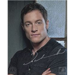Supernatural Gadreel Photo Signed by Tahmoh Penikett