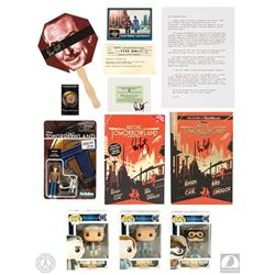 Tomorrowland Movie Package with Autographs from Damon Lindelof