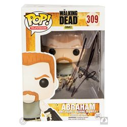 The Walking Dead Abraham Funko Pop! Signed by Michael Cudlitz