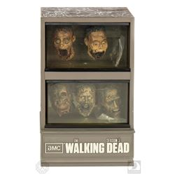 The Walking Dead Season 3 Special Edition Blu-ray Set Signed by 26 Cast Members