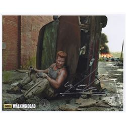 The Walking Dead Abraham Photo Signed by Michael Cudlitz