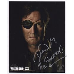 The Walking Dead The Governor Photo Signed by David Morrissey
