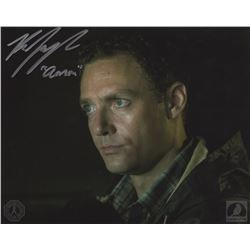 The Walking Dead Aaron Photo Signed by Ross Marquand