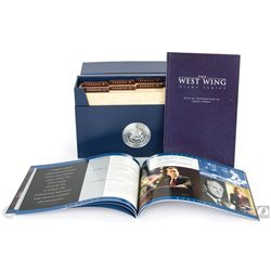 The West Wing: The Complete Series 45-Disc DVD Collection with Signed Pilot Script