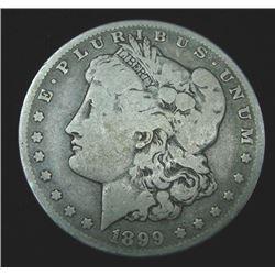 1899 MORGAN SILVER DOLLAR